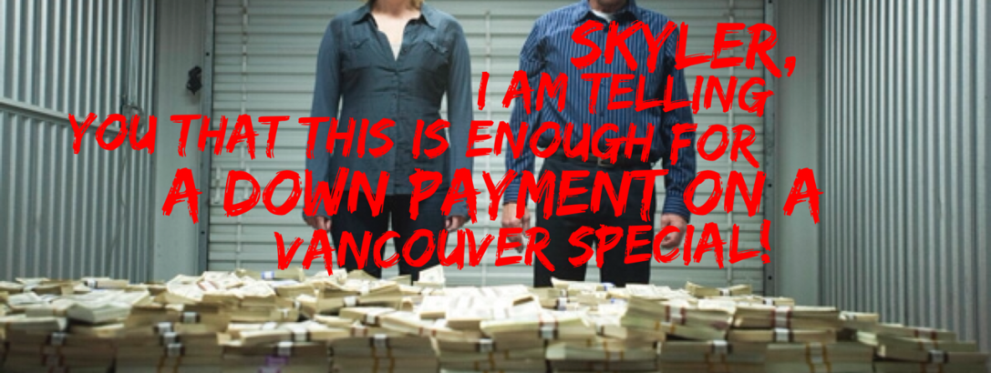 Money Laundering & Vancouver Real Estate