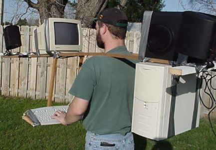 But They Said It Was Portable…
